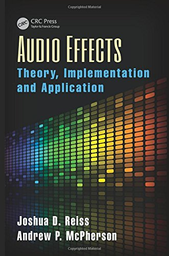 Contribution to 'Audio Effects: Theory, Implementation and